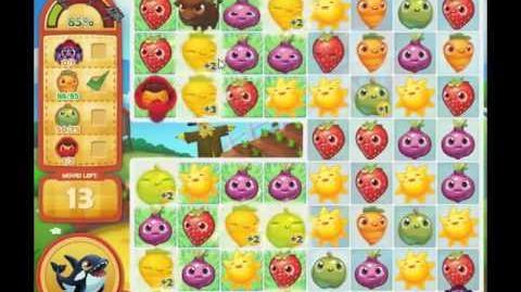 Farm Heroes Saga Level 1123