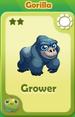 Grower Gorilla