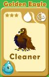 Cleaner Golden Eagle A