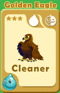 Cleaner Golden Eagle A