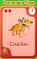 Cracker Tasmanian Tiger