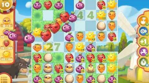 Farm Heroes Saga Level 1155