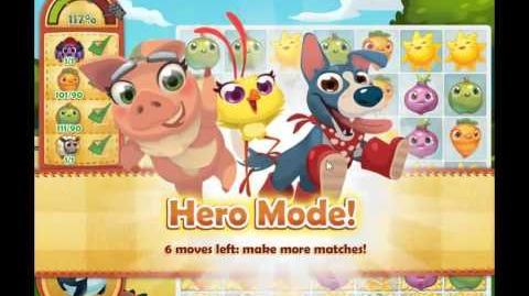 Farm Heroes Saga Level 1068