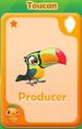 Producer Toucan