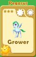Grower Pegasus A