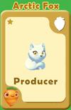 Producer Arctic Fox A