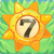 Sun bomb 7 on grass