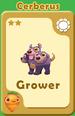 Grower Cerberus A
