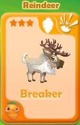 Breaker Reindeer