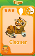 Cleaner Tiger