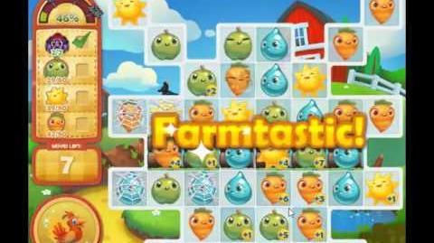 Farm Heroes Saga Level 1128