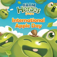 Apple International Apple Day