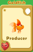 Producer Goldfish A