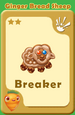 Breaker Ginger Bread Sheep A