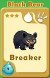 Breaker Black Bear A