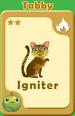 Igniter Tabby A