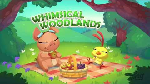 Official Farm Heroes Saga - Episode 63, Whimsical Woodlands