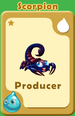Producer Scorpion A