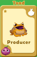 Producer Toad A