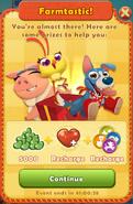 Rewards 1st stage (PP)