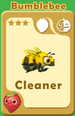 Cleaner Bumblebee A