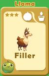 Filler Llama A