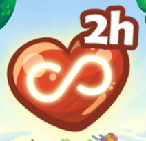 Unlimited Heart icon
