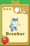 Breaker Yeti A