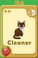 Cleaner Cat A