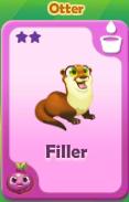 Filler Otter