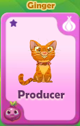 Producer Ginger