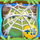 Apple under cobweb on bridge 5x