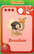 Breaker Ostrich