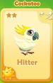 Hitter Cockatoo