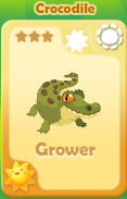 Grower Crocodile