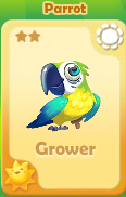 Grower Parrot