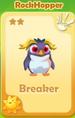 Breaker Rock Hopper