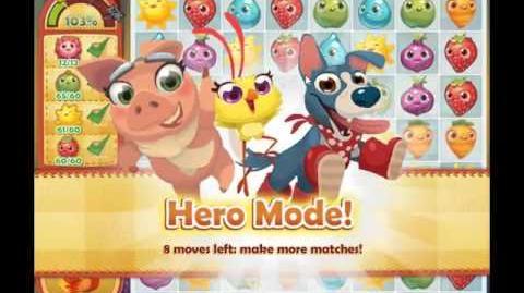 Farm Heroes Saga Level 1111