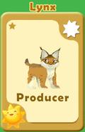 Producer Lynx A