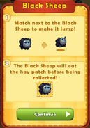 Sheep Black rule