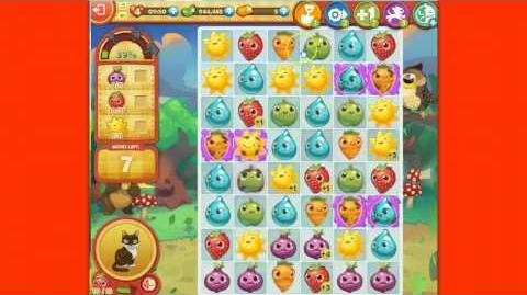 Farm Heroes Saga Level 139 2 Stars