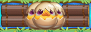 Chicken egg 2-stage on bridge assembling