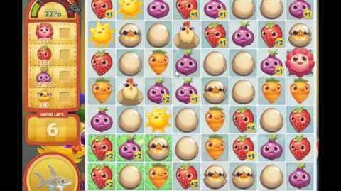 Farm Heroes Saga Level 1108