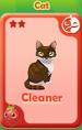 Cleaner Cat