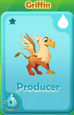 Producer Griffin