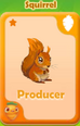 Producer Squirrel