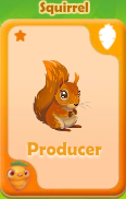 Producer Squirrel