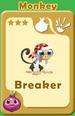 Breaker Monkey A