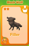 Filler Black Wolf