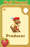 Producer Wolf Hound A